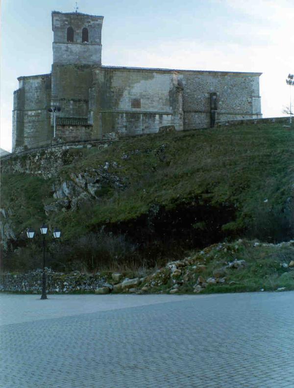 IglesiaStaMdelCastillo