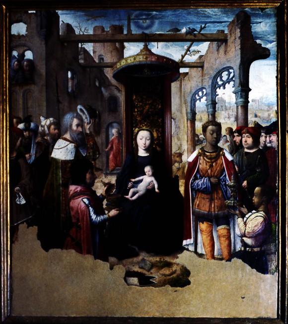 Cuadro Retablo Juan de Flandes