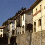 Fachadas de las Casas