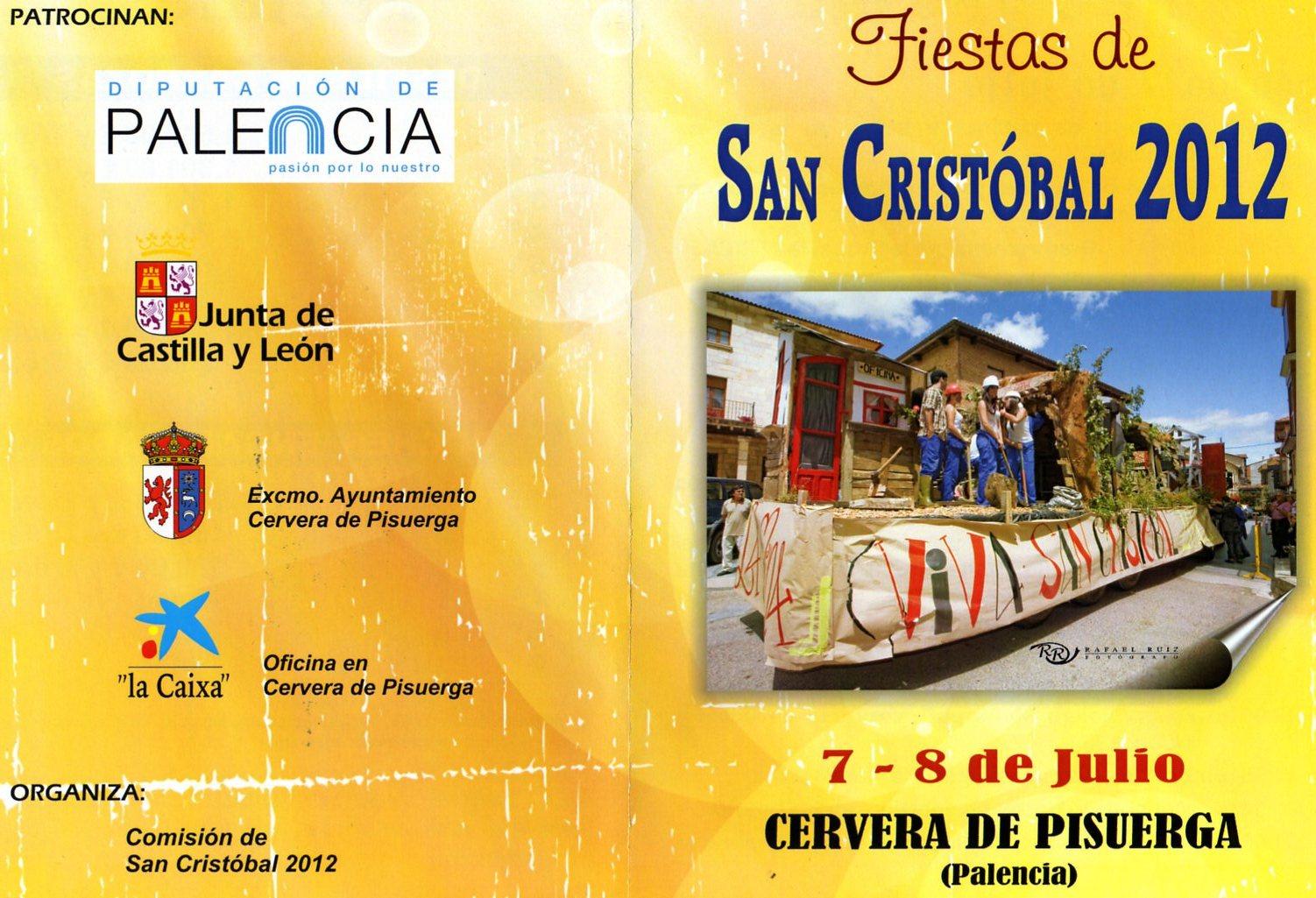 Fiestas de San Cristóbal 2012
