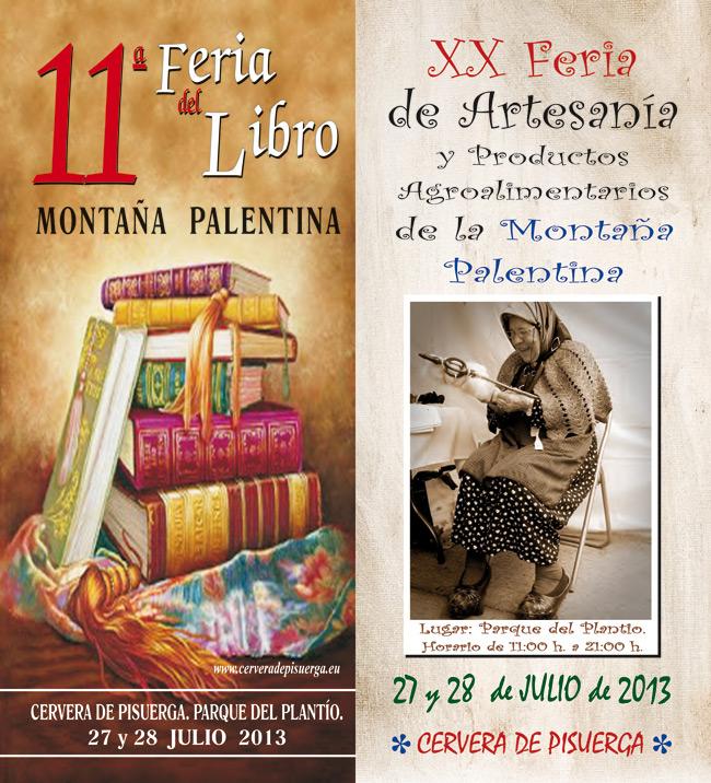 Feria del Libro y de Artesanía y Productos Agroalimentarios de la Montaña Palentina