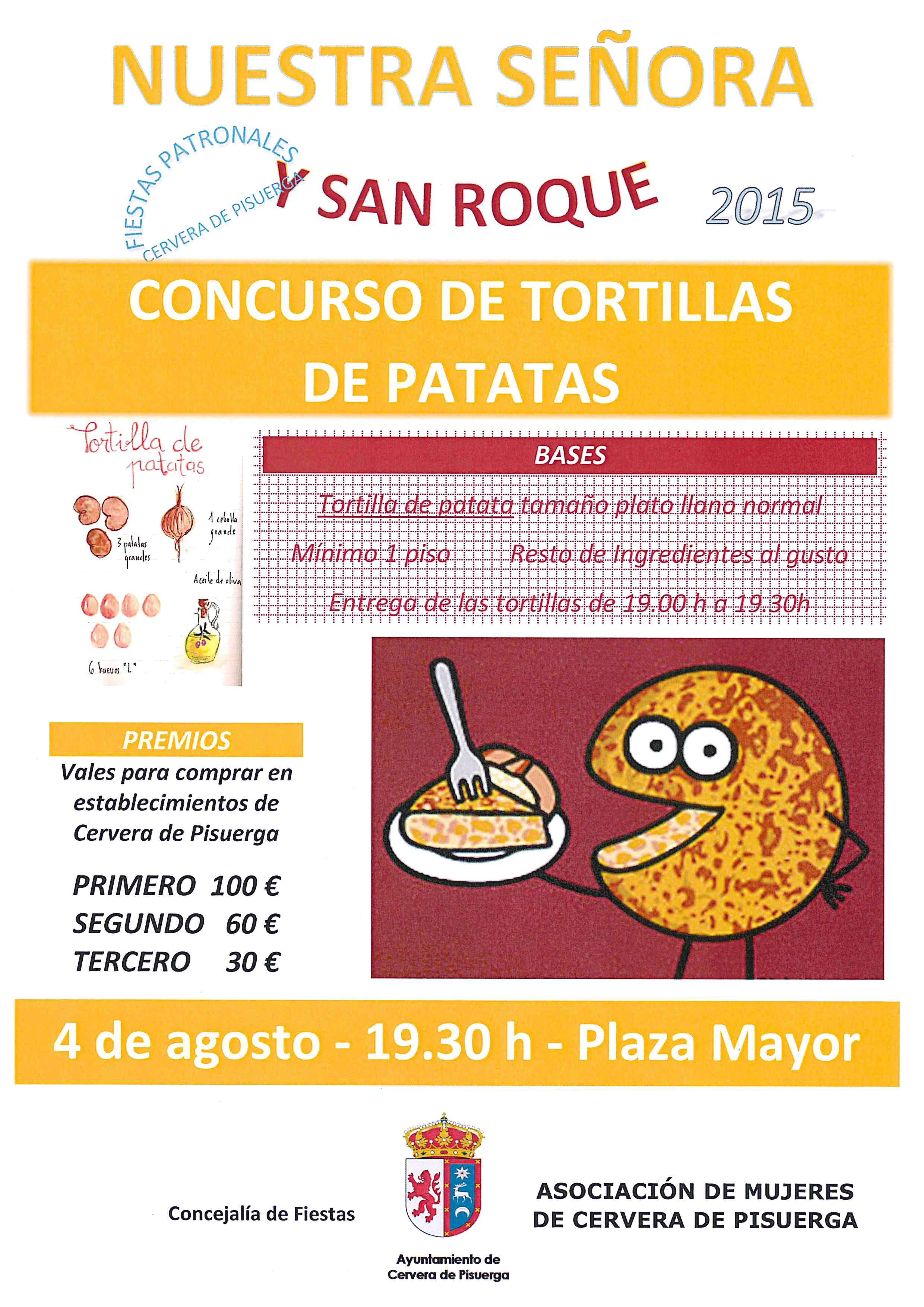 Concurso de Tortillas de Patata